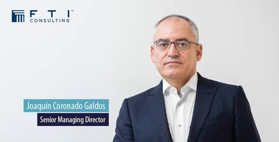Coronado Caldos, Joaquin, Director Ejecutivo Senior, FDI Consulting