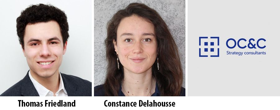 Thomas Friedland, Constance Delahousse, OC&C Strategy Consultants
