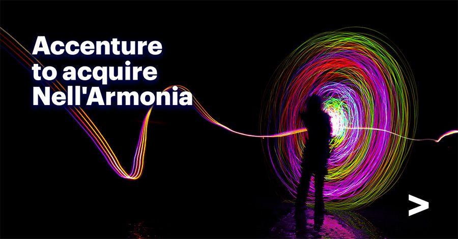 Accenture acquires French EPM tech consultancy Nell'Armonia