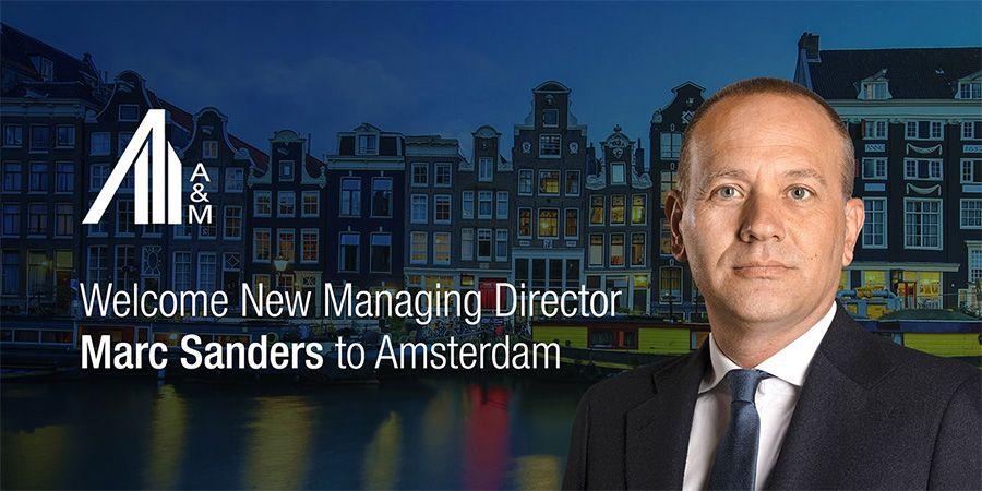 Mark Sanders leidt de Nederlandse belastingpraktijk van Alvarez & Marcel