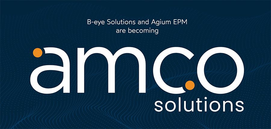Agium EPM and B-eye Solutions merge to form AMCO Solutions