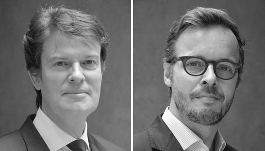Thierry Duvette and Cyrille Vincey join Roland Berger in France
