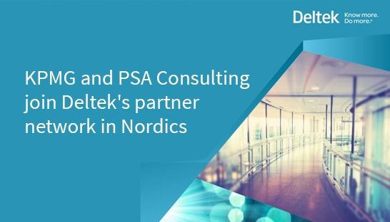 KPMG and PSA Consulting join Deltek's partner network in Nordics