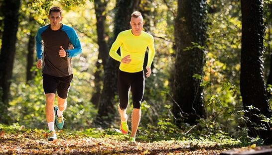Swedes are Europe's most committed runners, finds TCS study