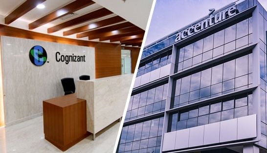 Accenture and Cognizant named top consultancy employers in Europe
