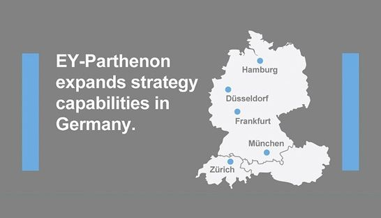 EY-Parthenon adds 120 strategy consultants in Germany with OC&C integration