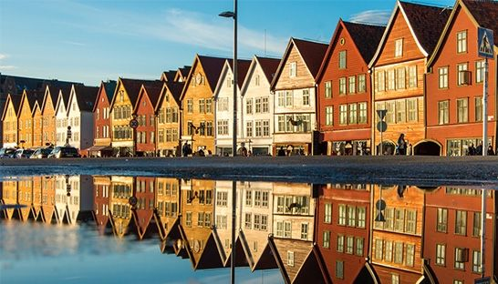Prefabricated housing market in Central and Northern Europe