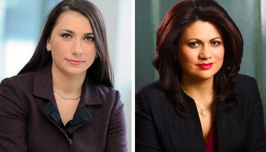 KPMG and EY Romania promote two women to top leadership roles