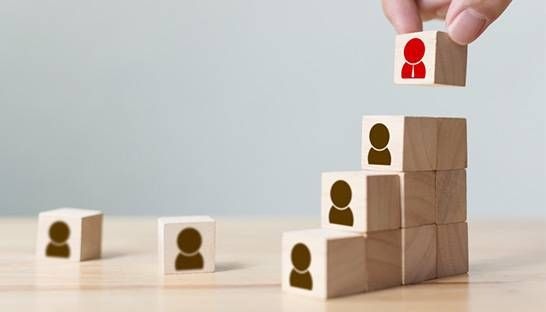Five building blocks for building a structured talent strategy