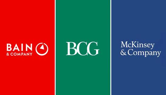 Bain, Boston Consulting Group and McKinsey add senior