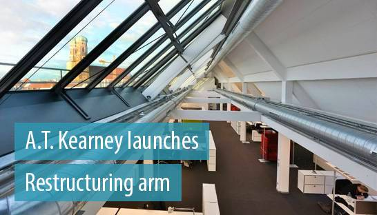 A.T. Kearney launches Restructuring arm in Germany and Central Europe