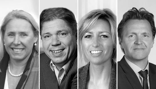 Dutch consultancy Bold Capital Management appoints four partners