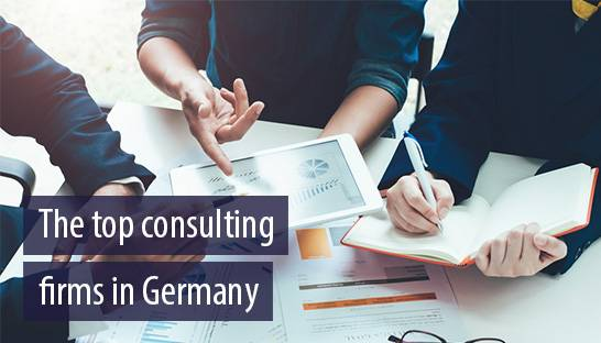 The top consulting firms | employers to work for in Germany
