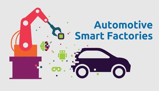 Smart factory adoption could be catalyst for automotive industry