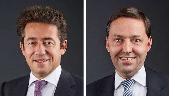 Charles-Edouard Bouée and Stefan Schaible re-elected Roland Berger's leaders