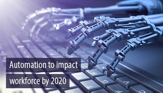 Swiss business leaders expect automation to impact workforce by 2020