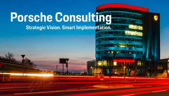 Porsche Consulting opens new offices in Berlin and Silicon Valley