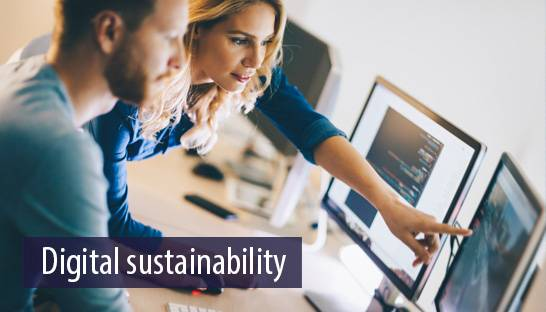 Investing in people alongside tech is crucial for digital sustainability