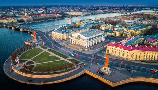 Civitta launches in Saint Petersburg, 2nd office in Russia after Kaliningrad