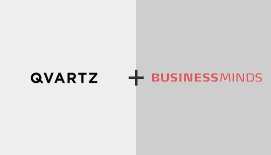 Qvartz buys BusinessMinds, integrates consultancy into Qvartz Analytics