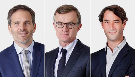 Kea & Partners appoints three Senior Partners in home market France