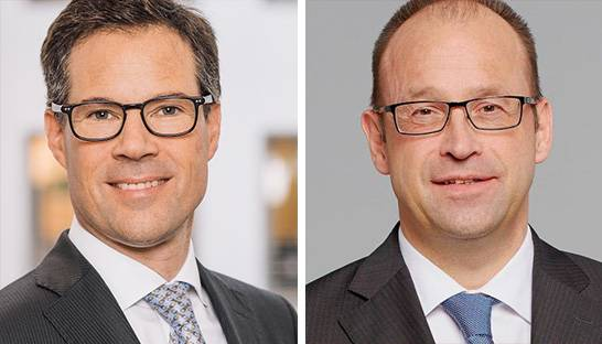 Marcus Ehrhardt and Lars Hille join partnership of BCG & Roland Berger