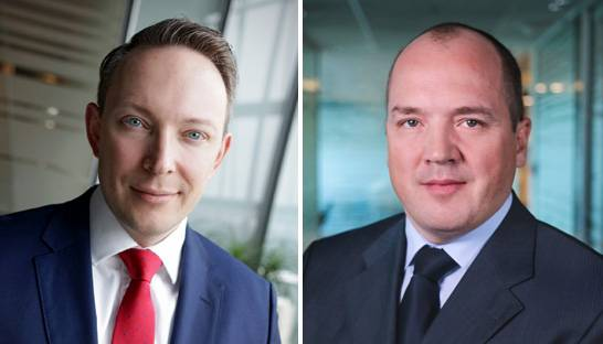 Deloitte Hungary appoints Manfred Siebke and Tamás Szauer