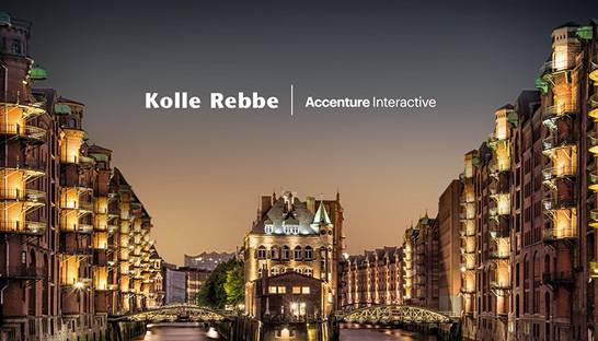 Accenture buys German agency Kolle Rebbe, adds 300 professionals