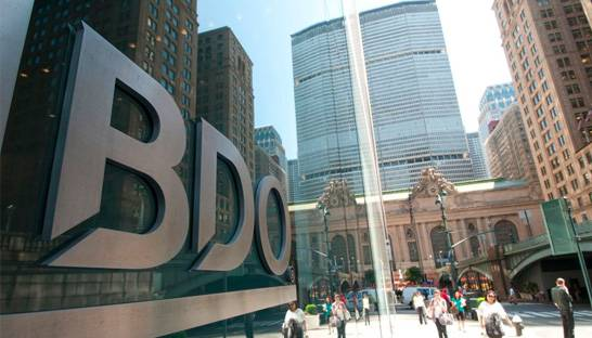 First Consulting supports BDO with building its RPA capability