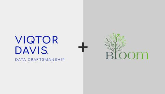 Viqtor Davis adds digital consulting firm Bloom to network
