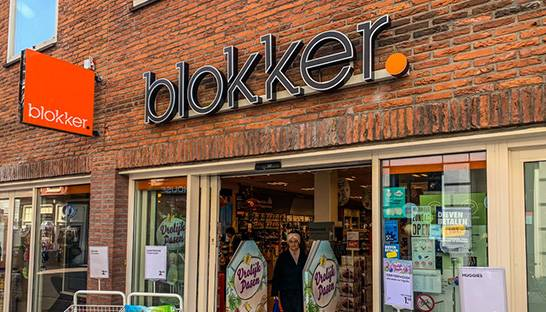 Retailer Blokker creates modern omnichannel distribution center