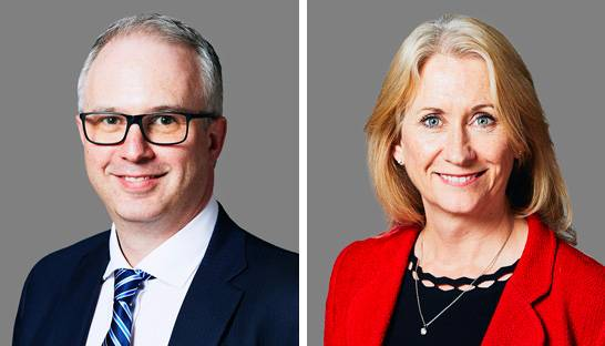Tania Howarth and Jason Spencer join A&M's private equity arm