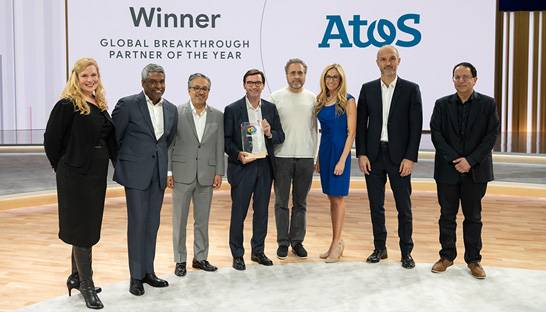Atos lauded for its global contribution to Google Cloud's growth