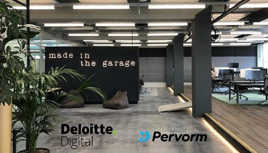 Deloitte Digital picks up Dutch marketing agency Pervorm