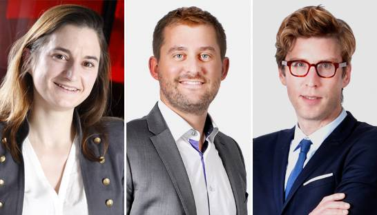 Kea & Partners promotes three to Director in its Paris office