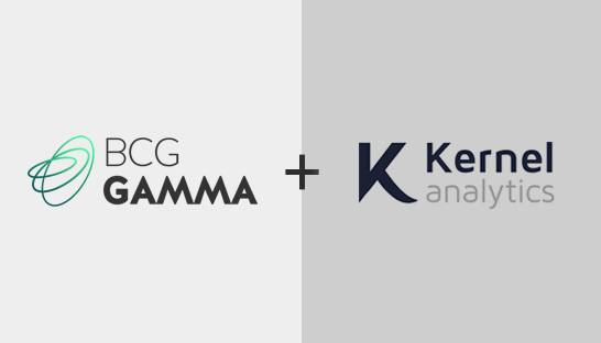 BCG acquires Spanish data science consultancy Kernel Analytics