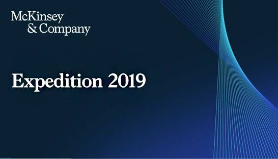 Meet McKinsey & Company in Europe during its Expedition event