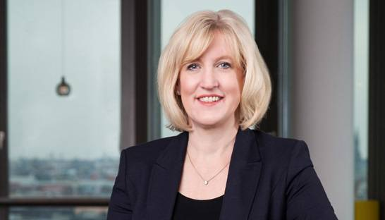 Meet EY's new boss for Europe and MEIA: Julie Teigland