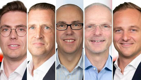 Bain adds partners in Berlin, Düsseldorf, Frankfurt and Munich