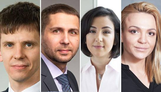 PwC appoints four partners in Ukraine and Romania