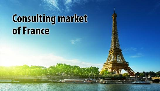 Consulting market of France: €7.3 billion and 38,000 consultants