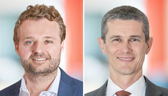 Christian Langel and Peppi Schnieper join Bain's Swiss partnership