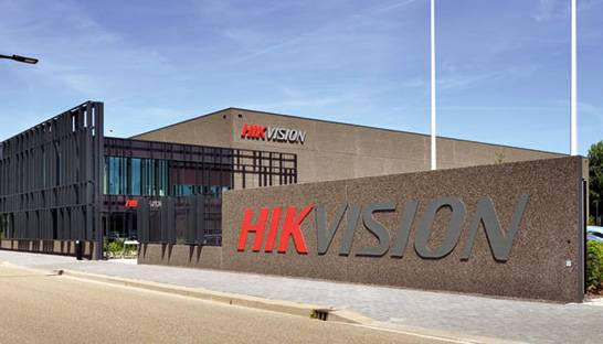 Groenewout advises Hikvision on distribution center expansion