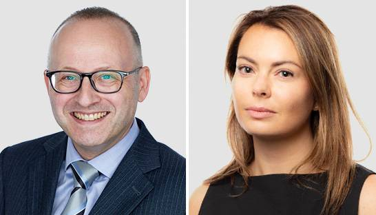 Roman Aschwanden and Zoë Sheehan join Alpha FMC