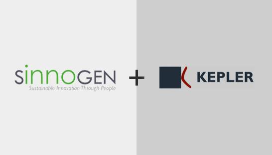 French innovation consultancy Sinnogen joins Kepler