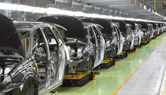 Falling car production mounting pressure on OEMs and suppliers