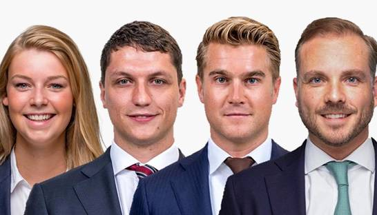 Nielen Schuman adds M&A professionals to Amsterdam team