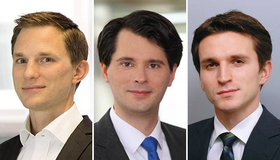 Oliver Wyman promotes three partners in Frankfurt office
