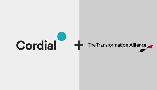 Swedish consultancy Cordial joins The Transformation Alliance