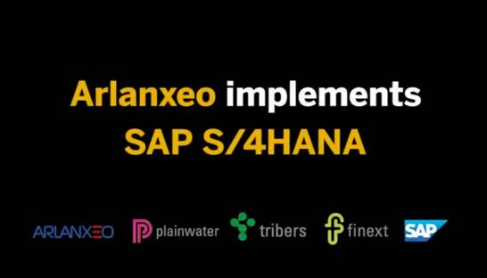 Arlanxeo enhances its financial processes with SAP BPC